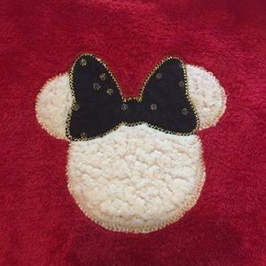 Minnie Mouse Fuzzy Sweatshirt